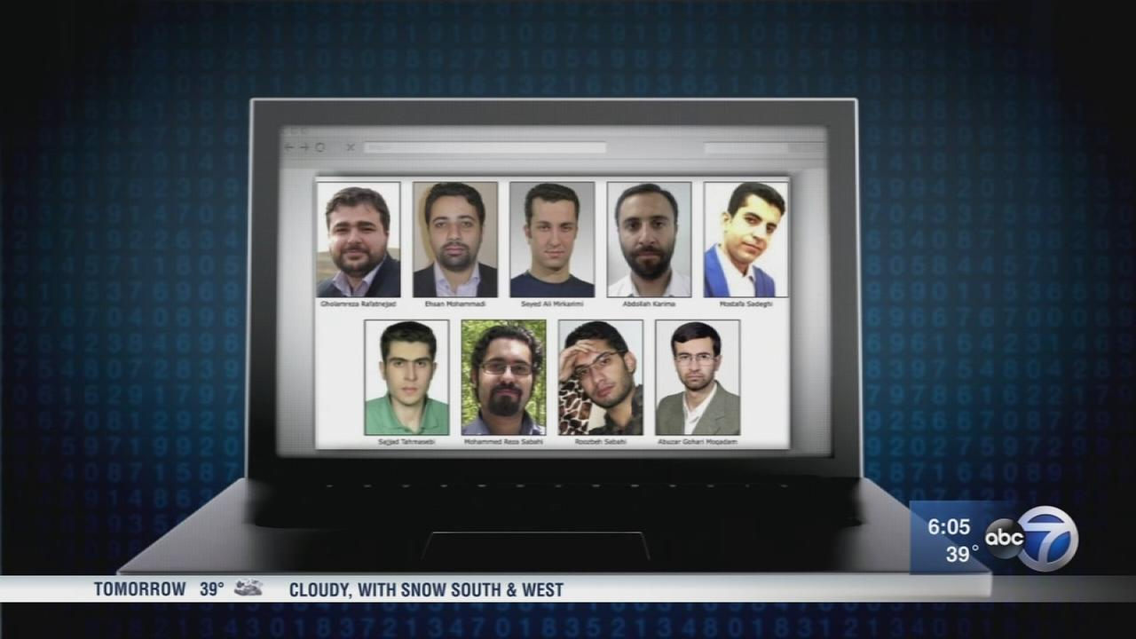 Iranian cyber attackers target state of Indiana, 144 universities