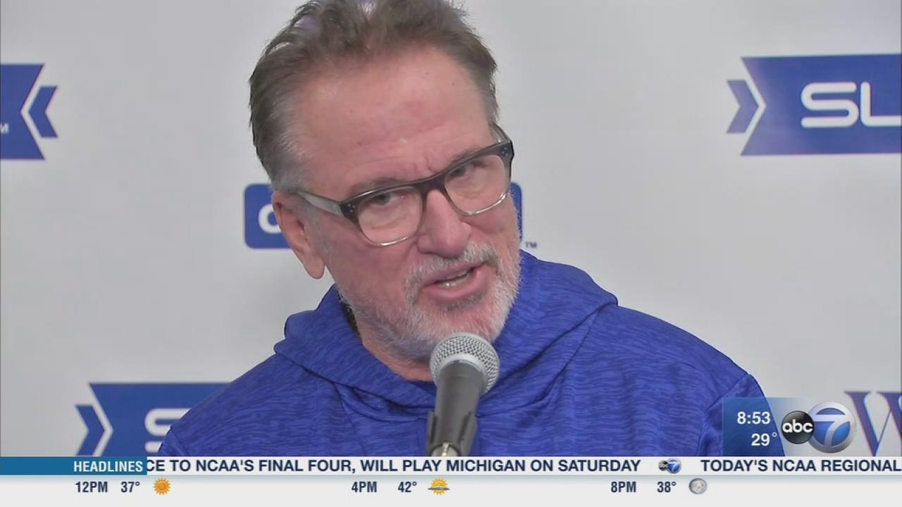 Daily Herald: Cubs new coaching staff