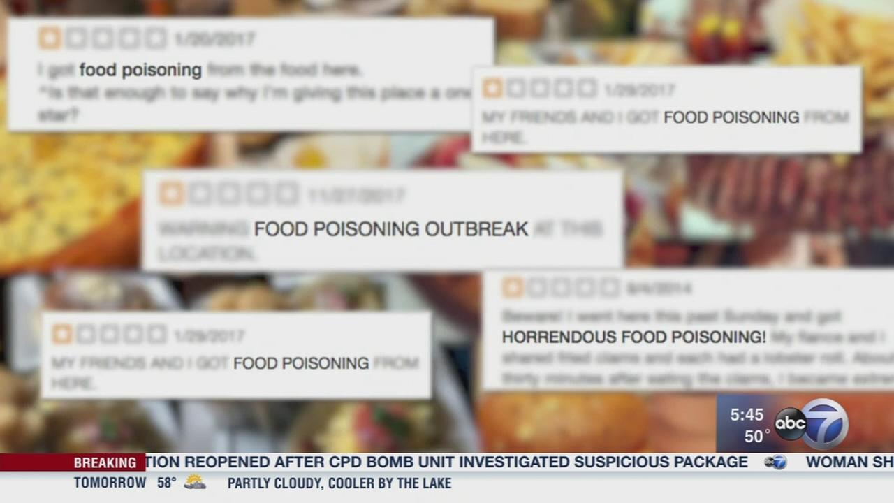 Consumer Reports: Can social media help you avoid food poisoning?