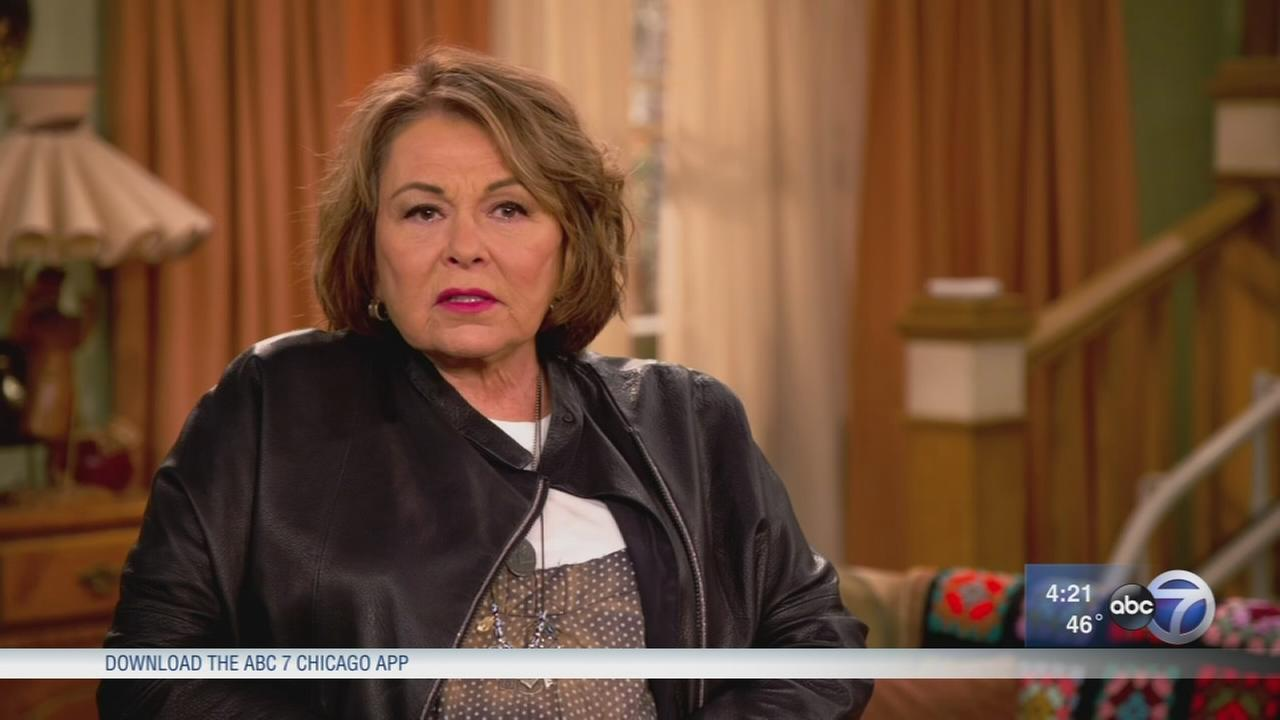 Roseanne reboot debuts on ABC7