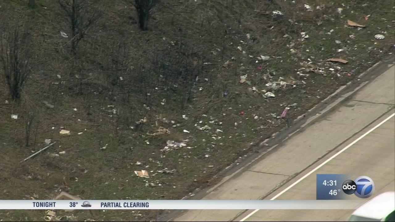Aldermen demand trash cleanup along expressways