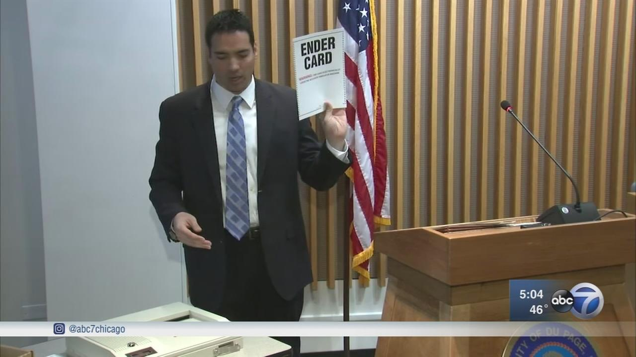Officials: DuPage County did not test election kits before primary