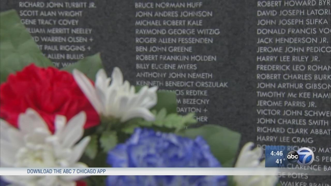 Vets mark anniversary of end of Vietnam