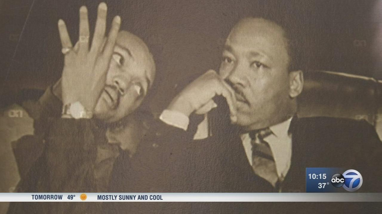 50 Years Later: Rev. Jesse Jackson remembers MLK