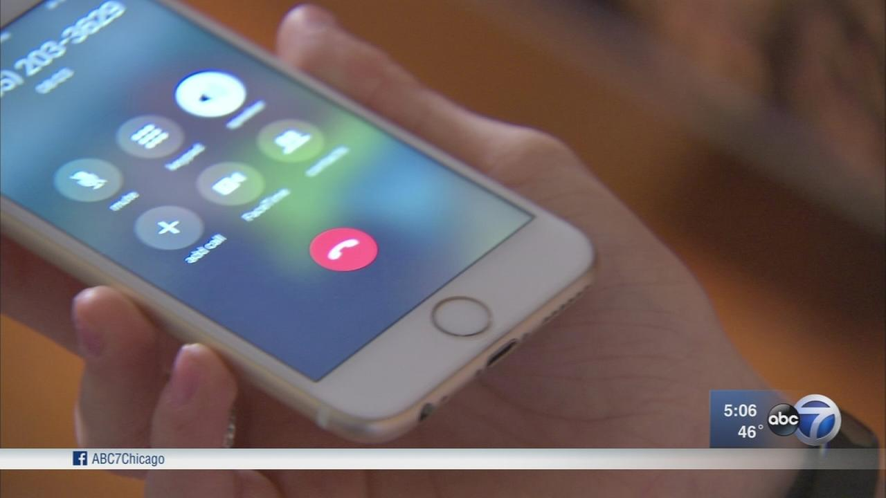 What happens when the phone you bought was stolen?