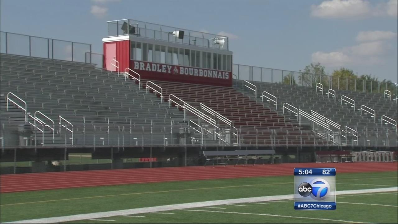 H.S. football players suspended after video of alleged beating surfaces