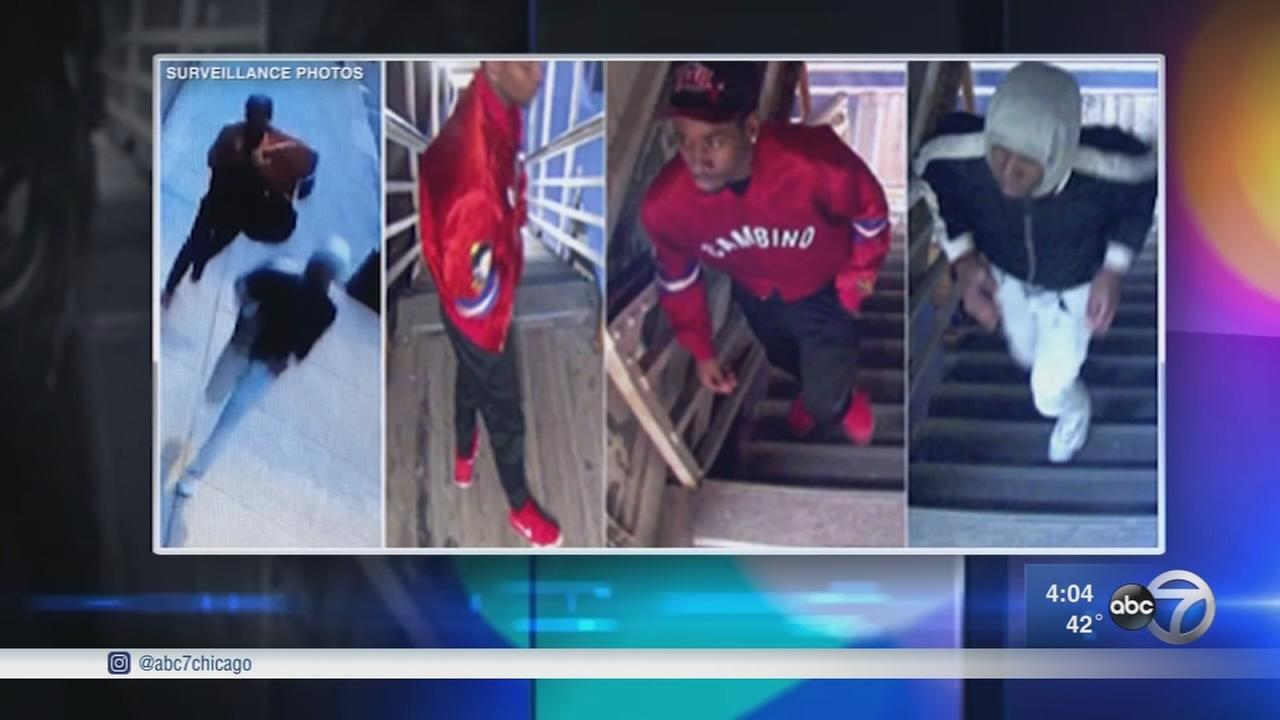Suspects in 2 South Loop armed robberies used CTA to escape