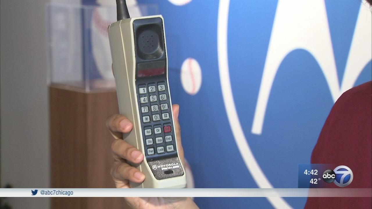 Motorola marks 45 years of mobile phones