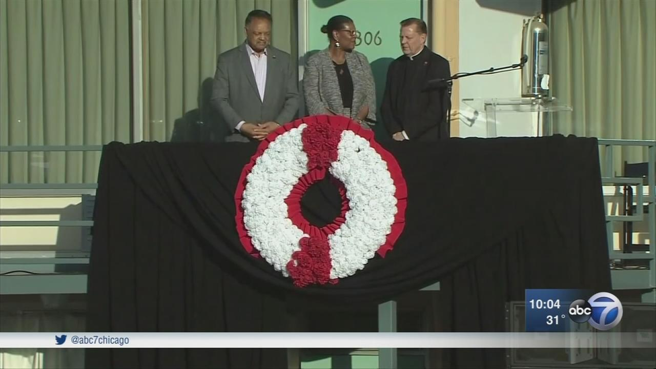 MLK assassination commemorated in Memphis on 50th anniversary