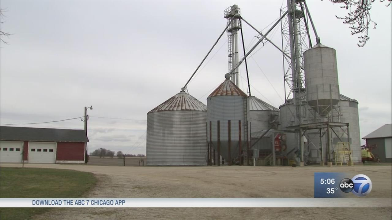 Illinois farmers worried about possible trade war with China