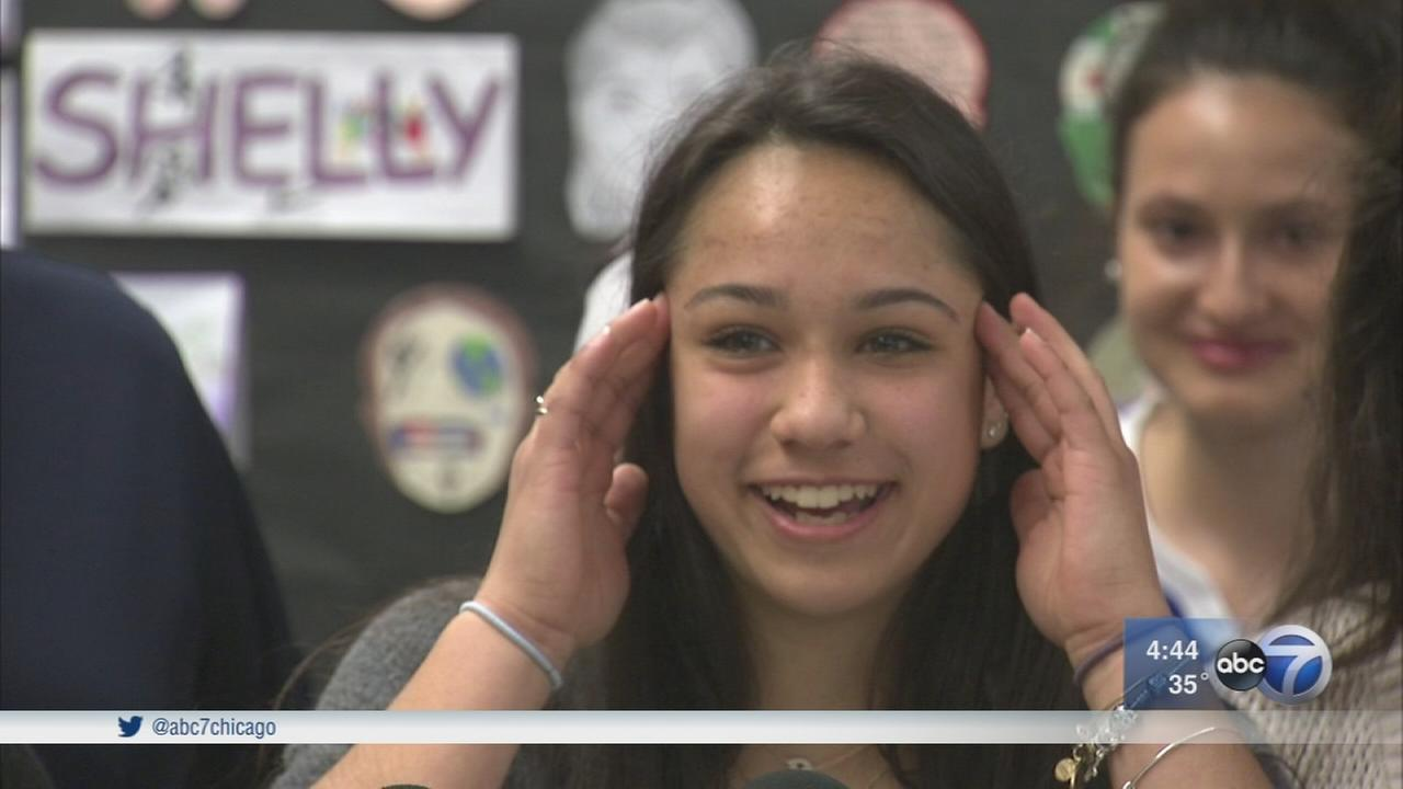 Taft HS soccer player honored for leadership on, off the field