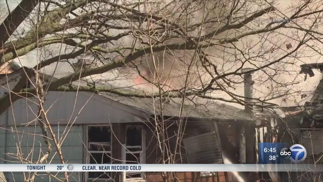 1 dead after Glen Ellyn house fire