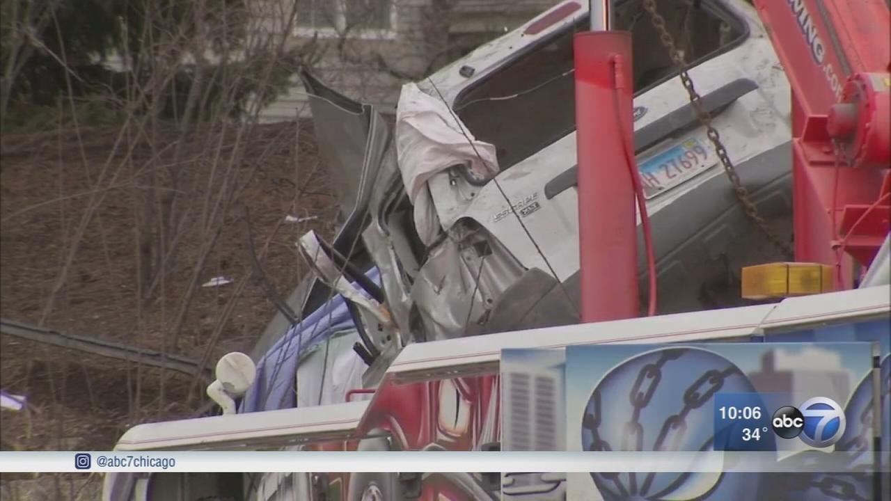 Bartlett crash leaves 2 dead
