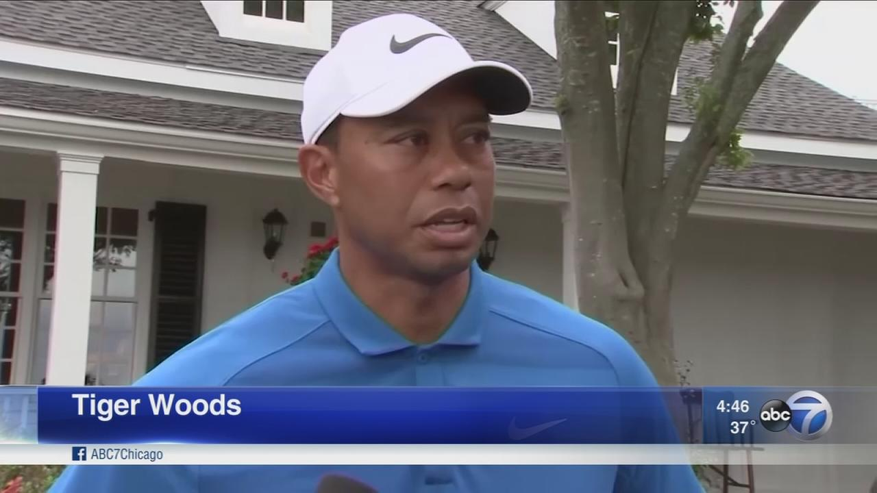 Tiger Woods to re-design South Side golf course