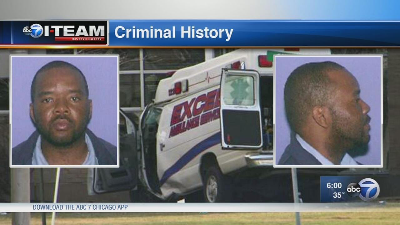 Driver in fatal ambulance crash shouldnt have had EMT license