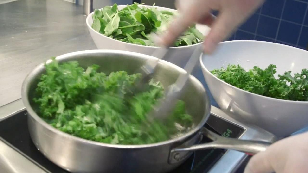 Consumer Reports: Leafy greens slow memory loss
