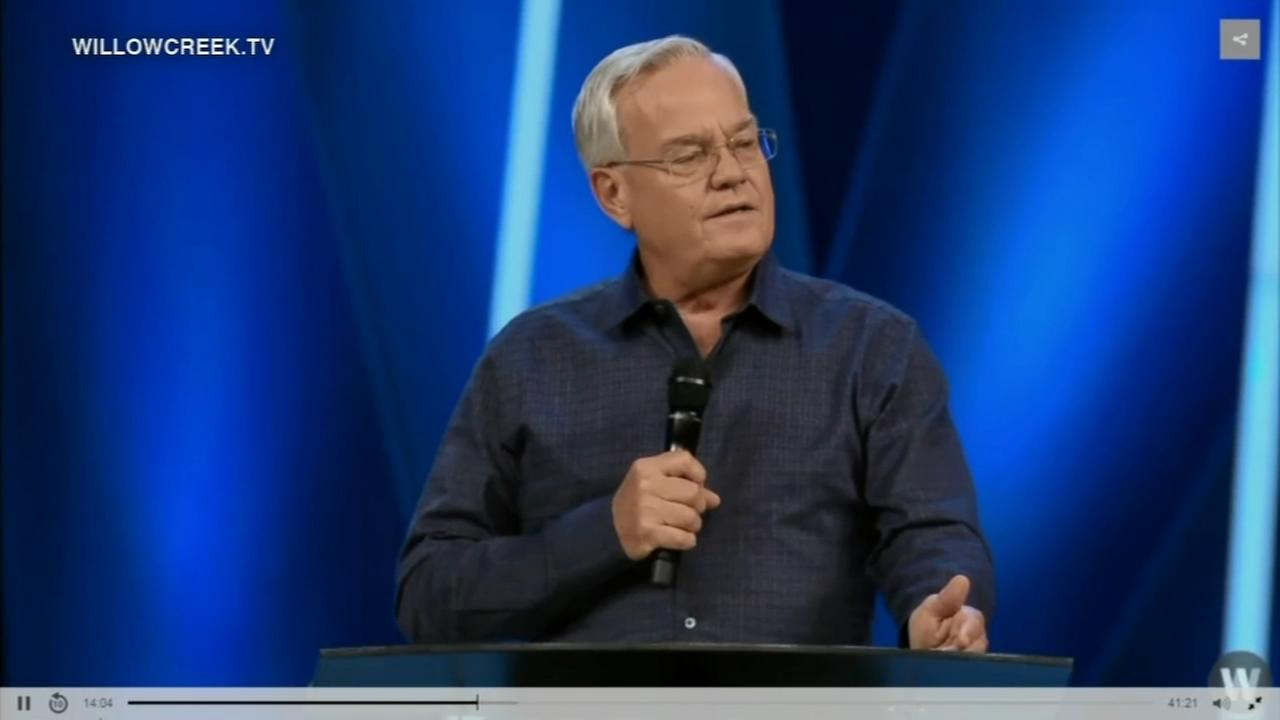 Founder of South Barrington megachurch quits following misconduct allegations