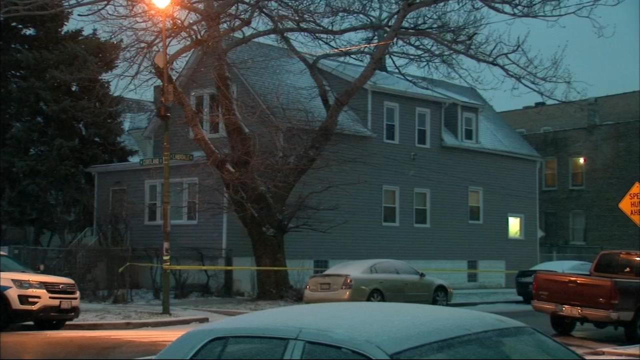 2 found dead in Logan Square home