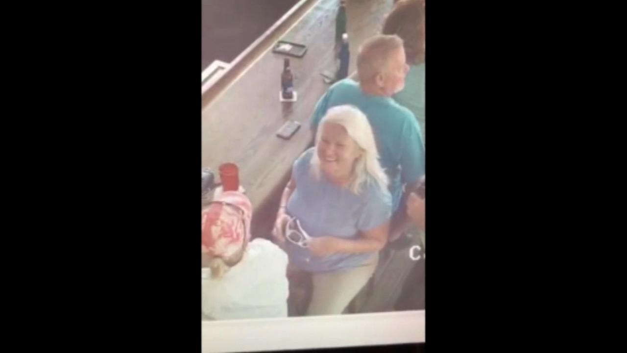 Manhunt underway for grandma wanted in 2 murders