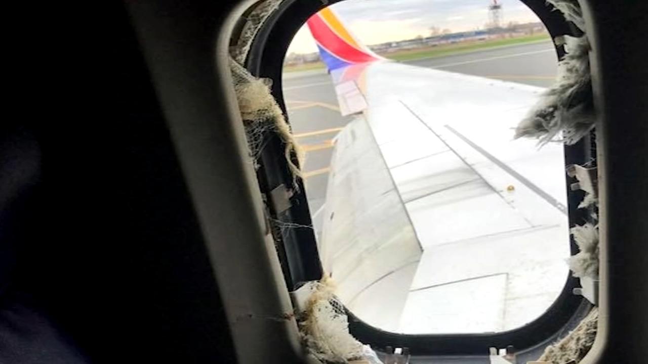 Southwest plane in fatal engine blast had Chicago on schedule