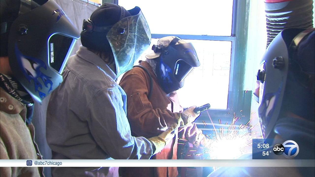 Extra training for women in trades includes dealing with sexual harassment