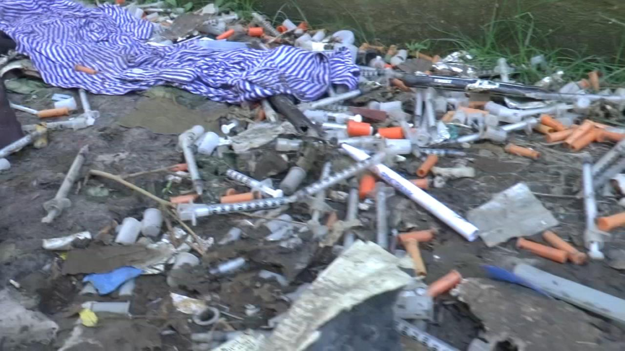 Chicago 606OD needle yard gets clean-up after I-Team expose
