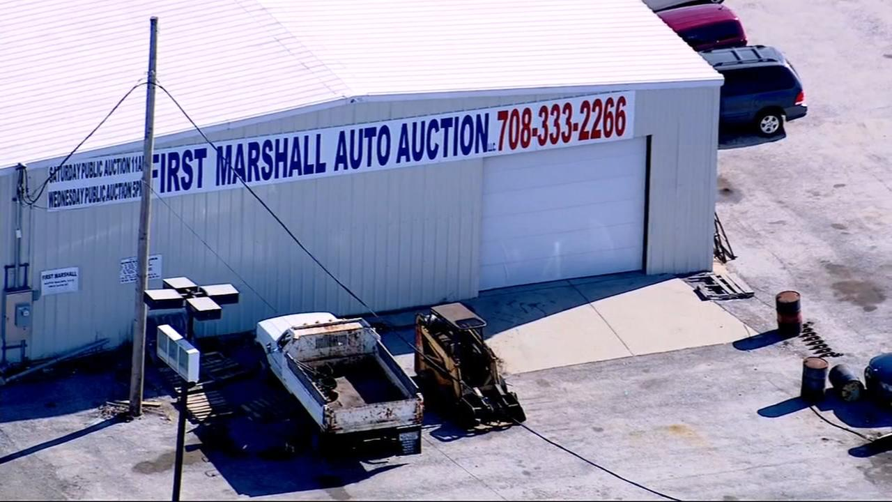 BBB issues warning for First Marshall Auto Auction after consumer complaints
