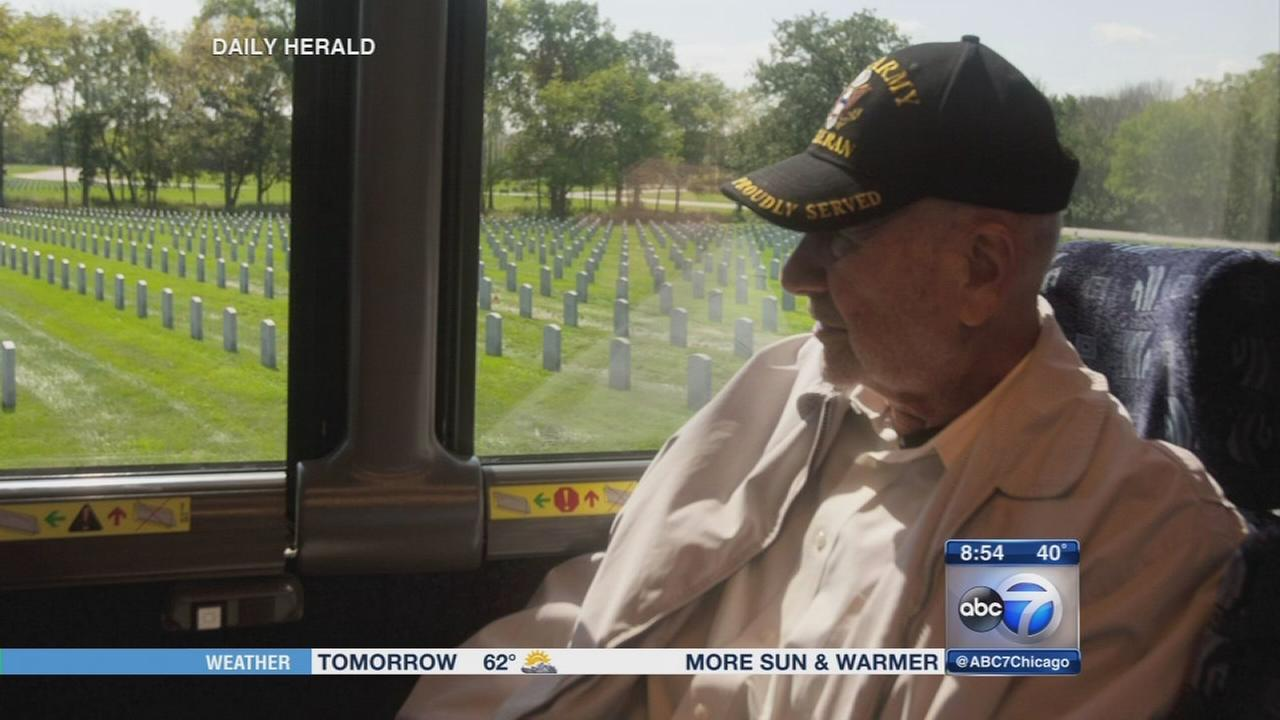 Daily Herald: Veterans burial options