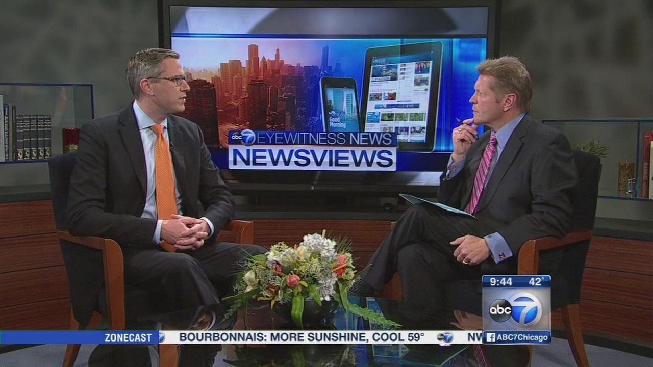 Newsviews: State Sen. Michael Frerichs