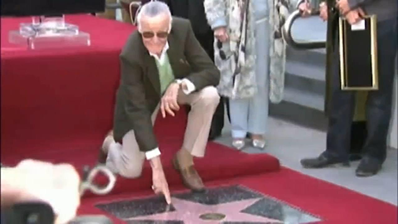 Masseuse accuses Marvels Stan Lee of fondling himself
