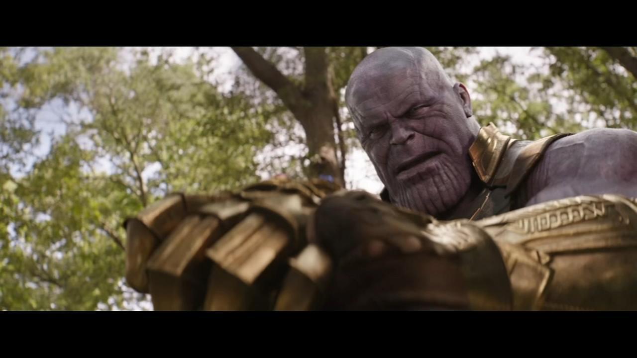 Avengers: Infinity War super-villain takes on Marvel superheroes