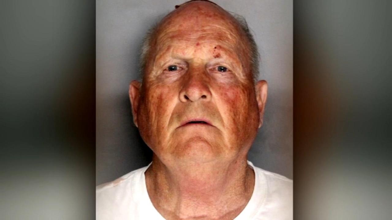 Golden State Killer, East Area Rapist suspect Joseph James DeAngelo arrested