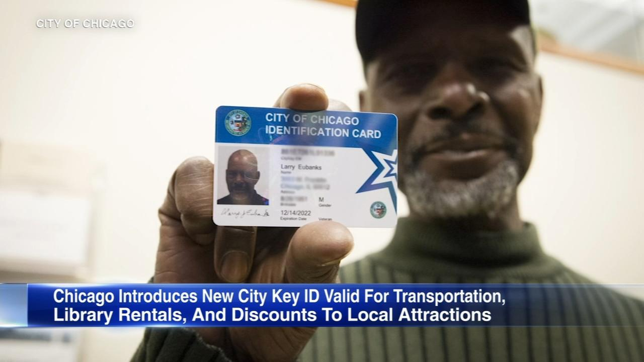 Chicago introduces new CityKey ID card