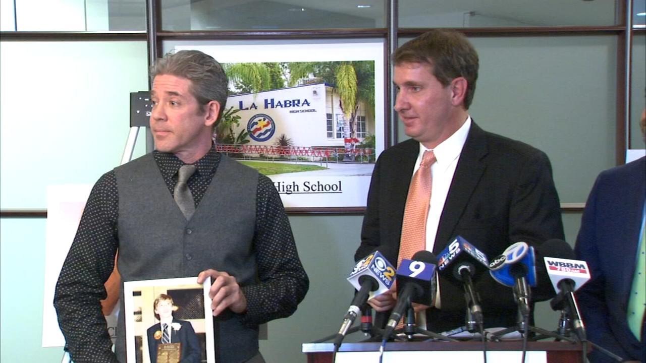 5 victims, alleging teacher assaulted them, sue North Shore School District