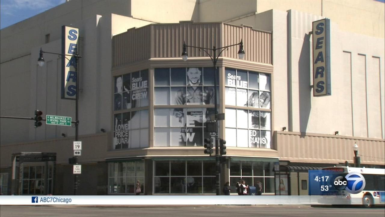 Final Chicago Sears store in Six Corners starts liquidation sales
