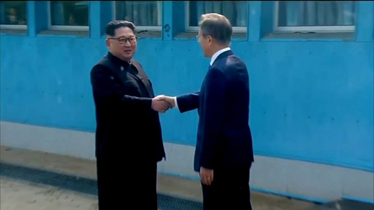 Korean leaders meeting sparks strong reaction in Chicago