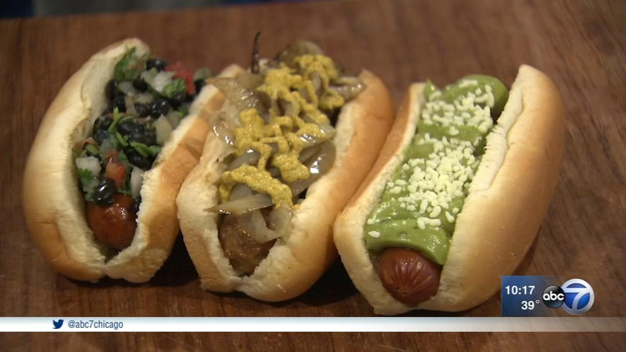 Updated food choices come to Guaranteed Rate Field