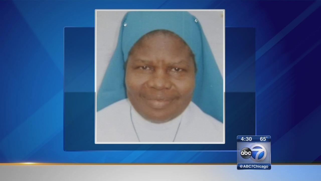 Nun struck, killed by Metra train