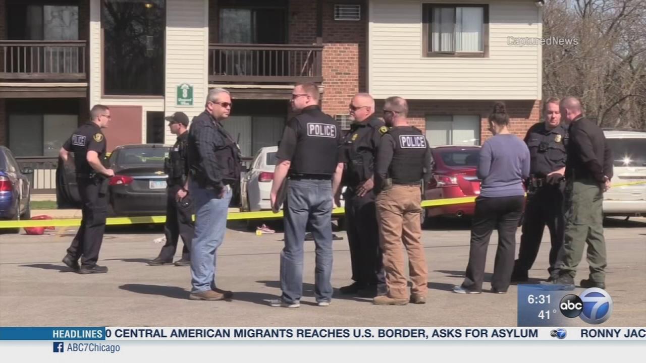 2 killed in Elgin shooting