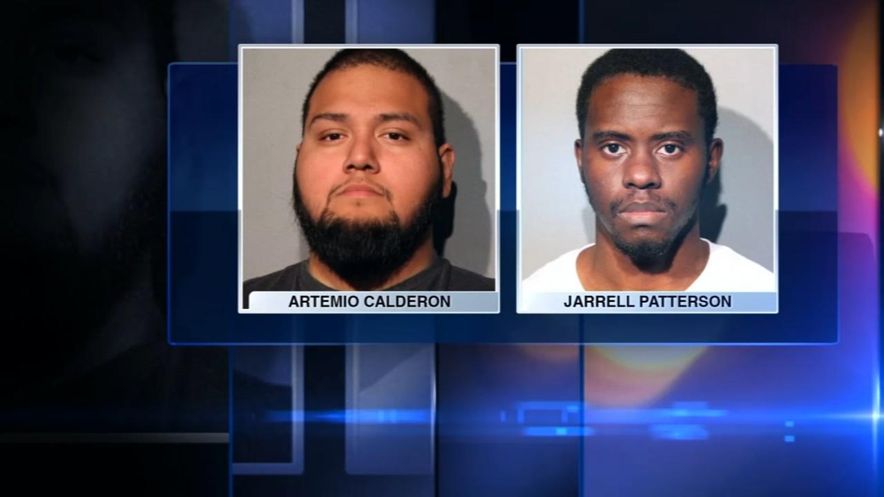 Former security guards accused of stealing from Holy Name Cathedral
