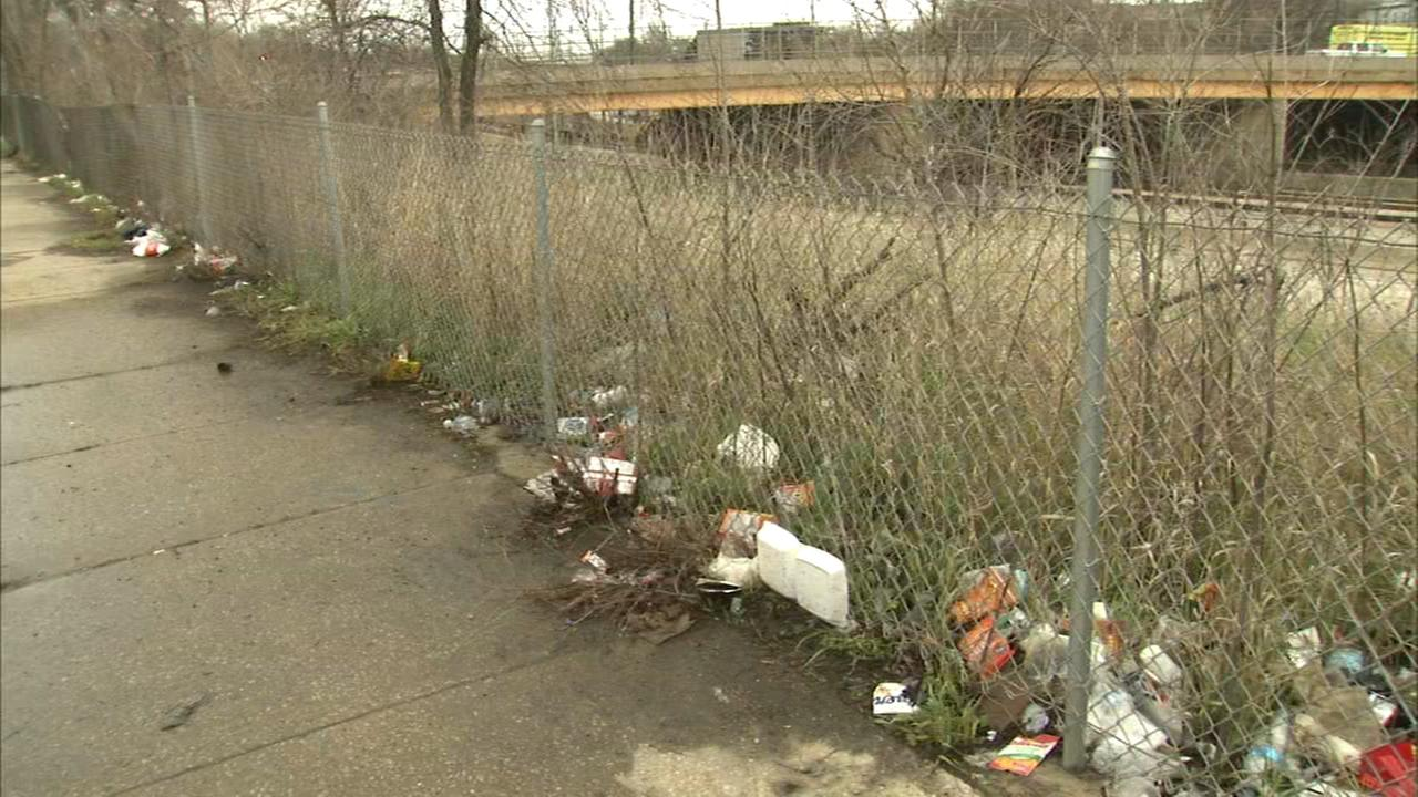 Whats Driving You Crazy: Picking up trash on the expressway