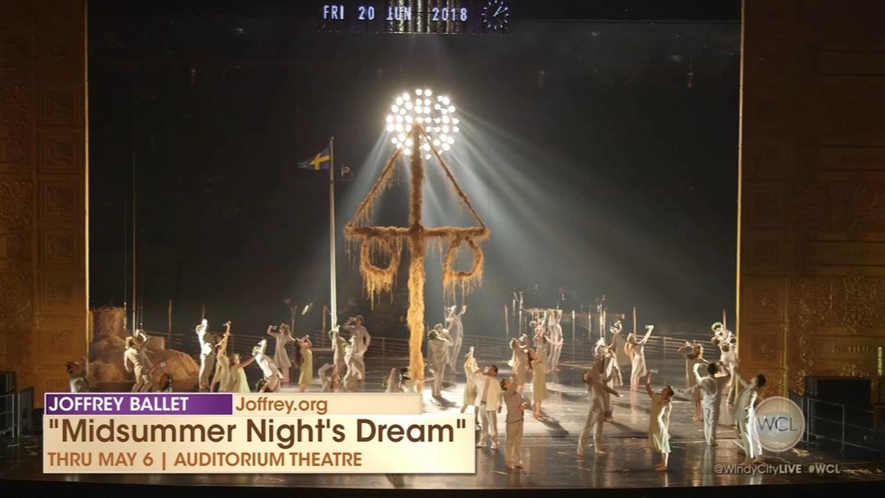 franklyHANK: Xtina, Life of the Party, Hamilton and Joffrey Ballet