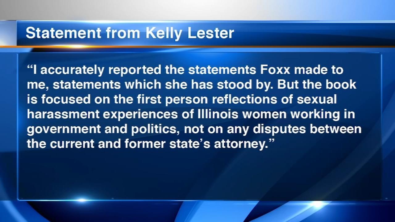 Anita Alvarez threatens Cook Co States Attorney Foxx, author with lawsuit