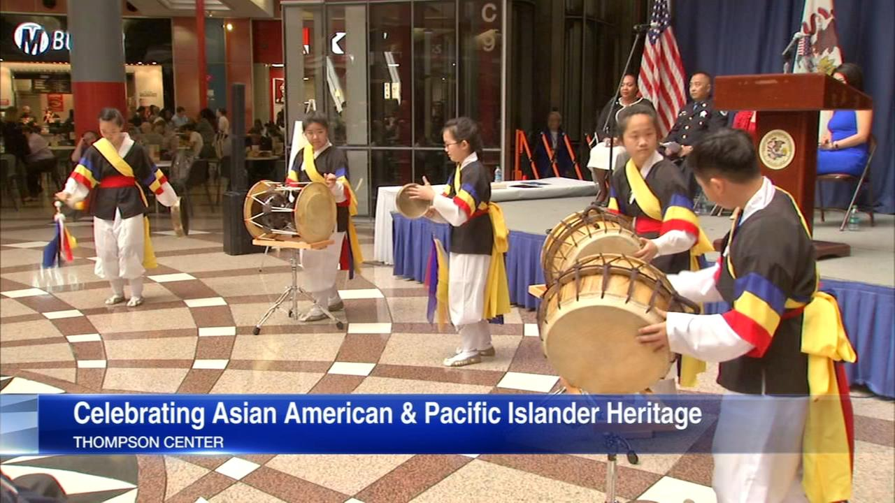 Asian American and Pacific Islander Heritage month kicks off
