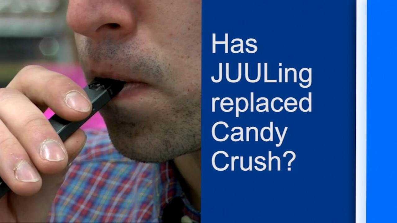 What you need to know about Juuling