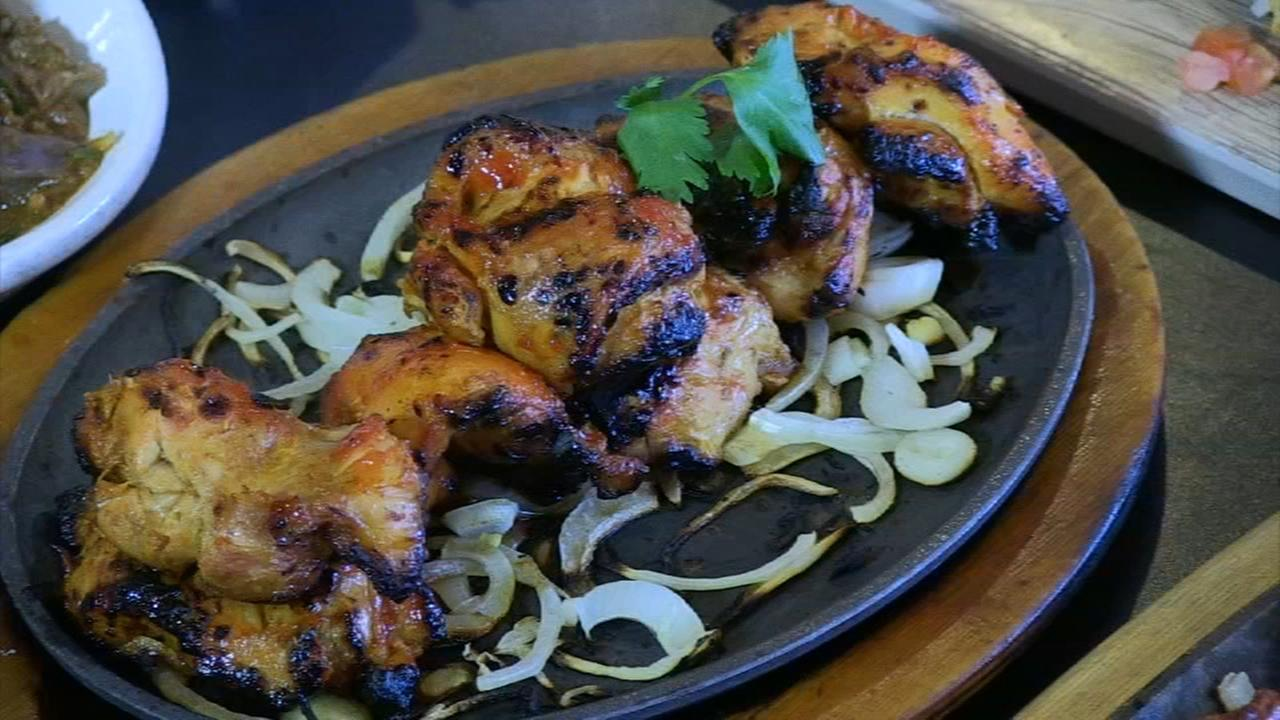 Anmol BBQ grills up kebabs influenced by South Asian cuisines