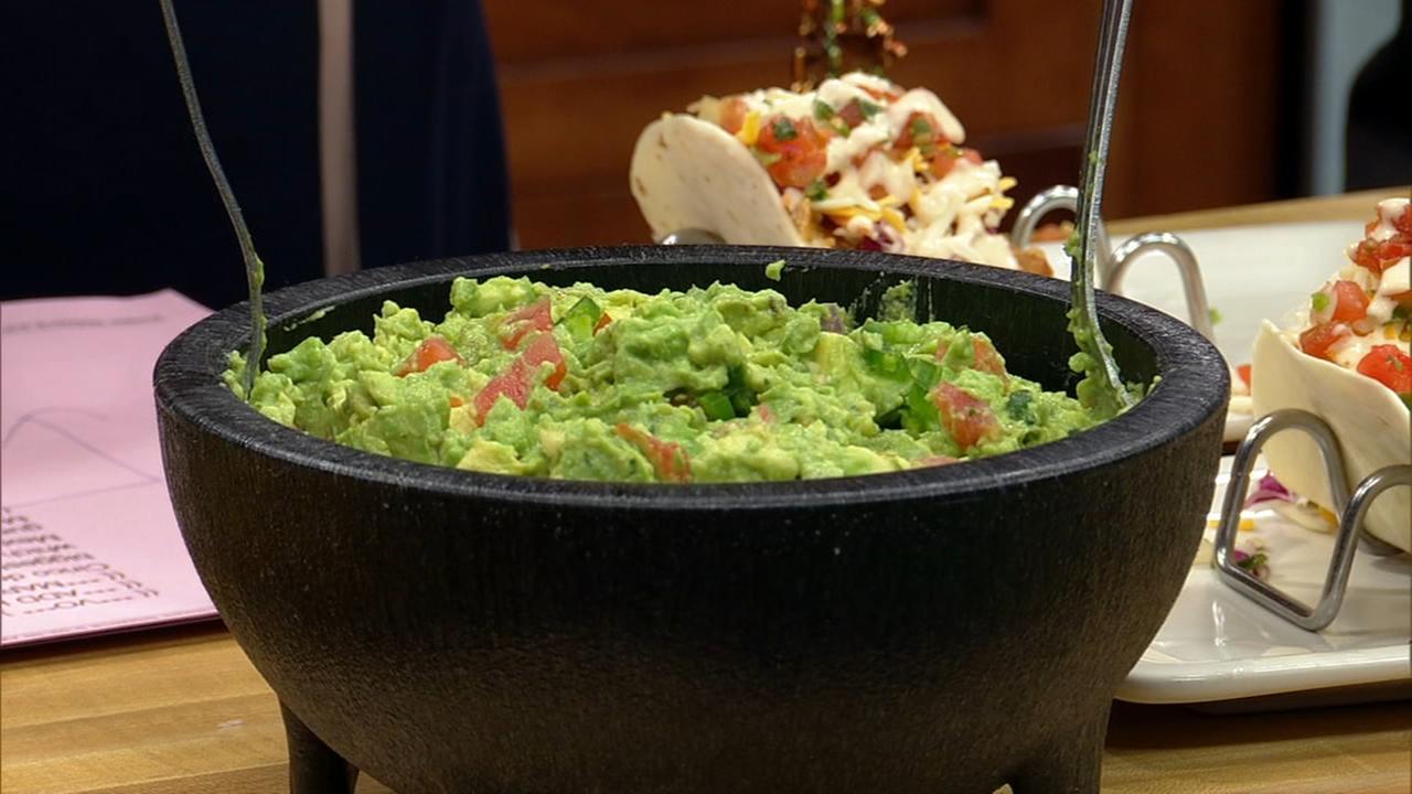 Celebrate Cinco de Mayo with homemade guacamole