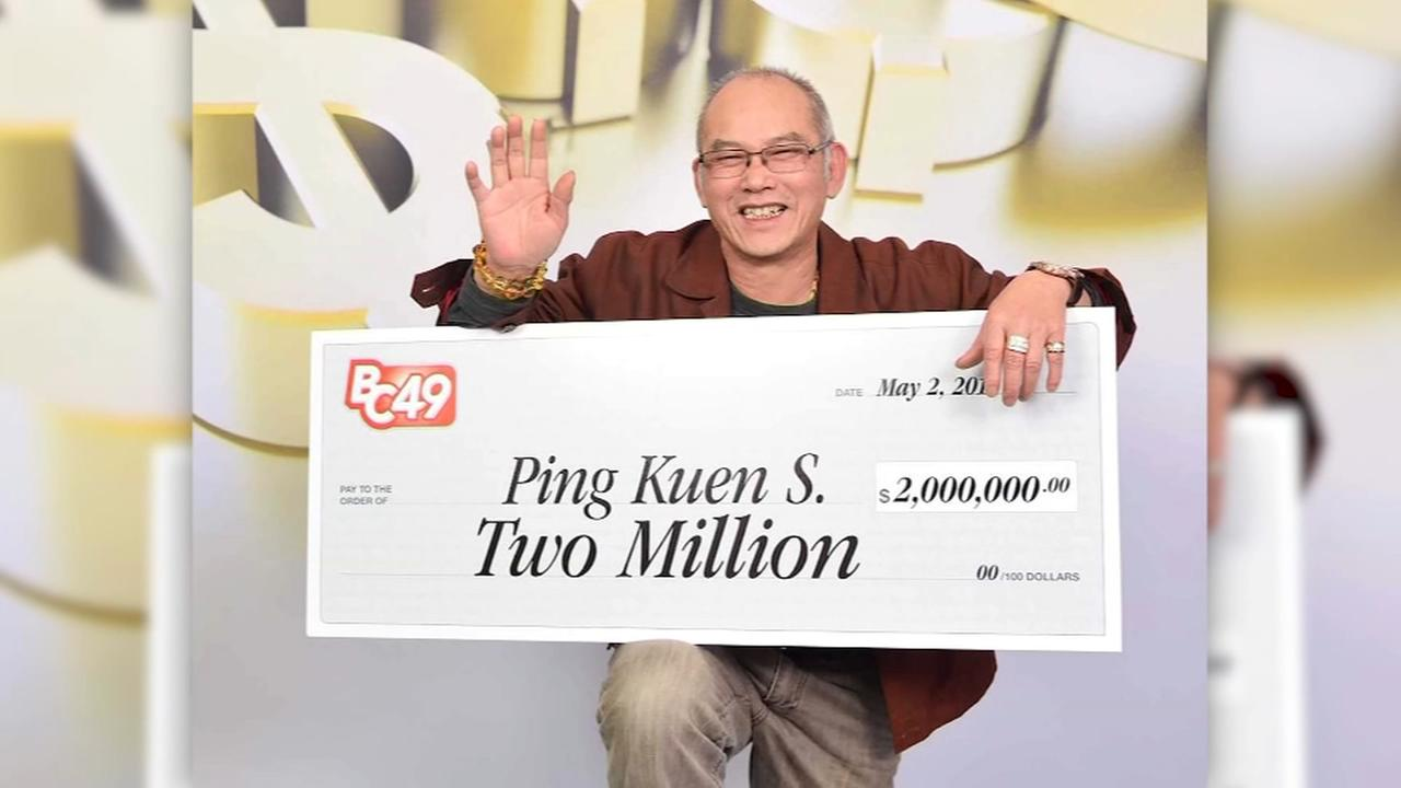 Canadian man wins lotto on birthday and final day of work