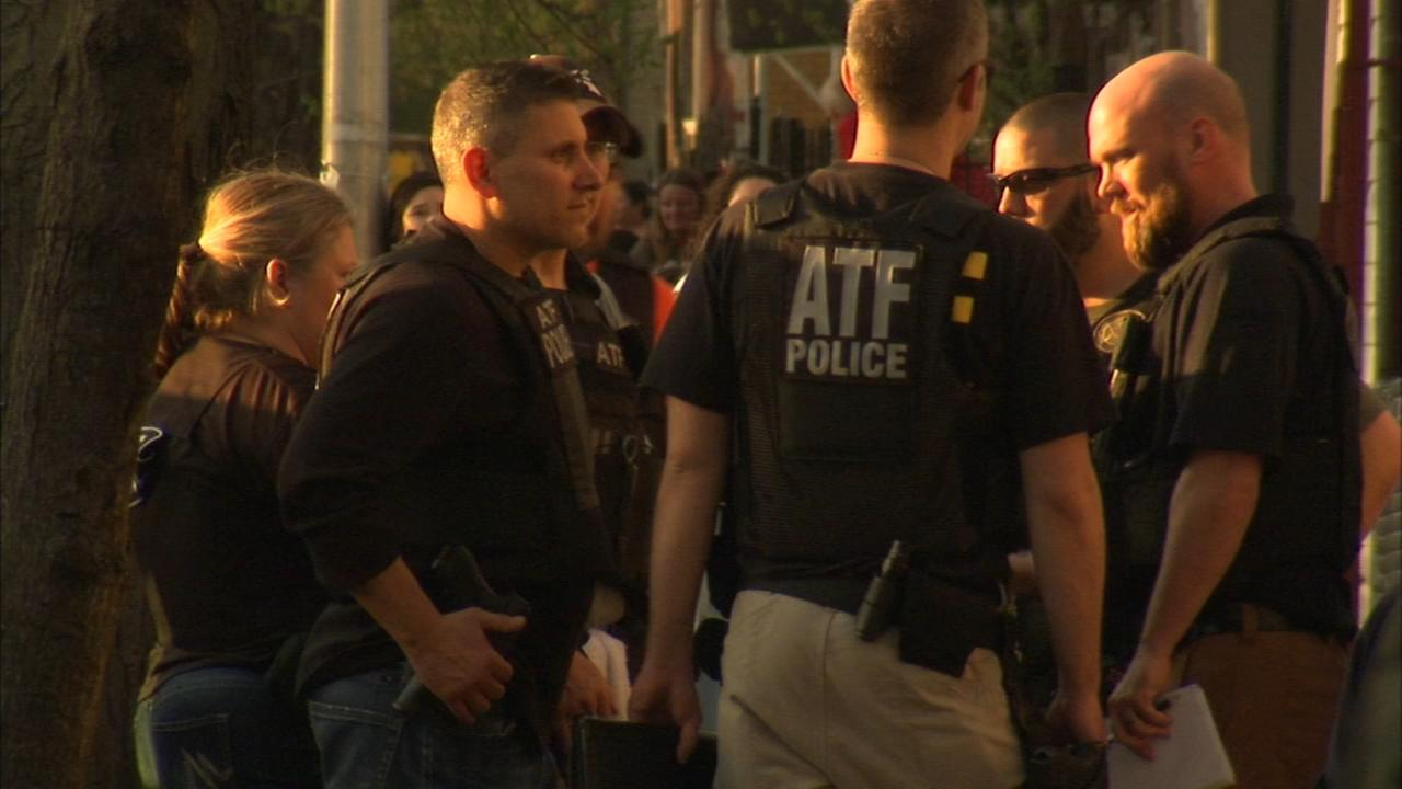 Residents concerned after authorities conduct warrants after ATF agent shot
