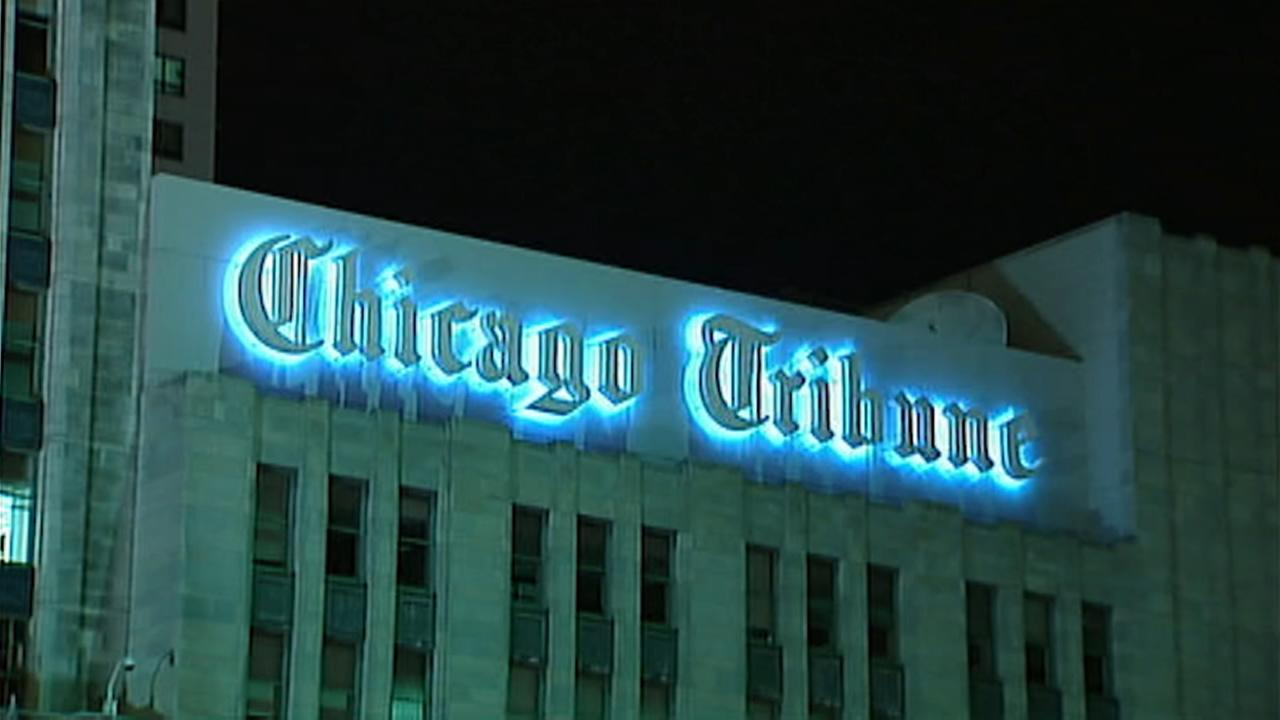 Tronc to recognize Chicago Tribune union
